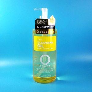 日本熊野油脂DEVE卸妆油500ml 深层清洁温和脸部眼部保湿卸妆