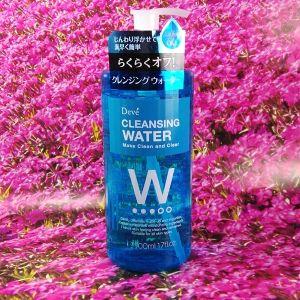 日本熊野油脂DEVE卸妆水500ml